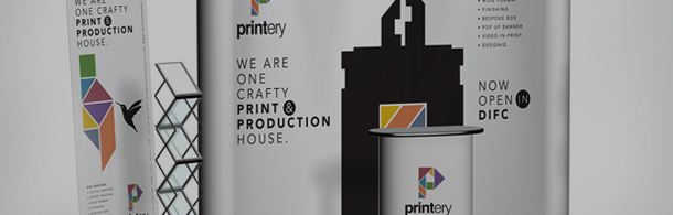 Pop Up Stand Printing