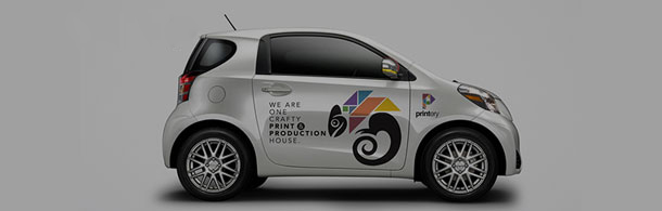 Vehicle Wrap Printing In Dubai
