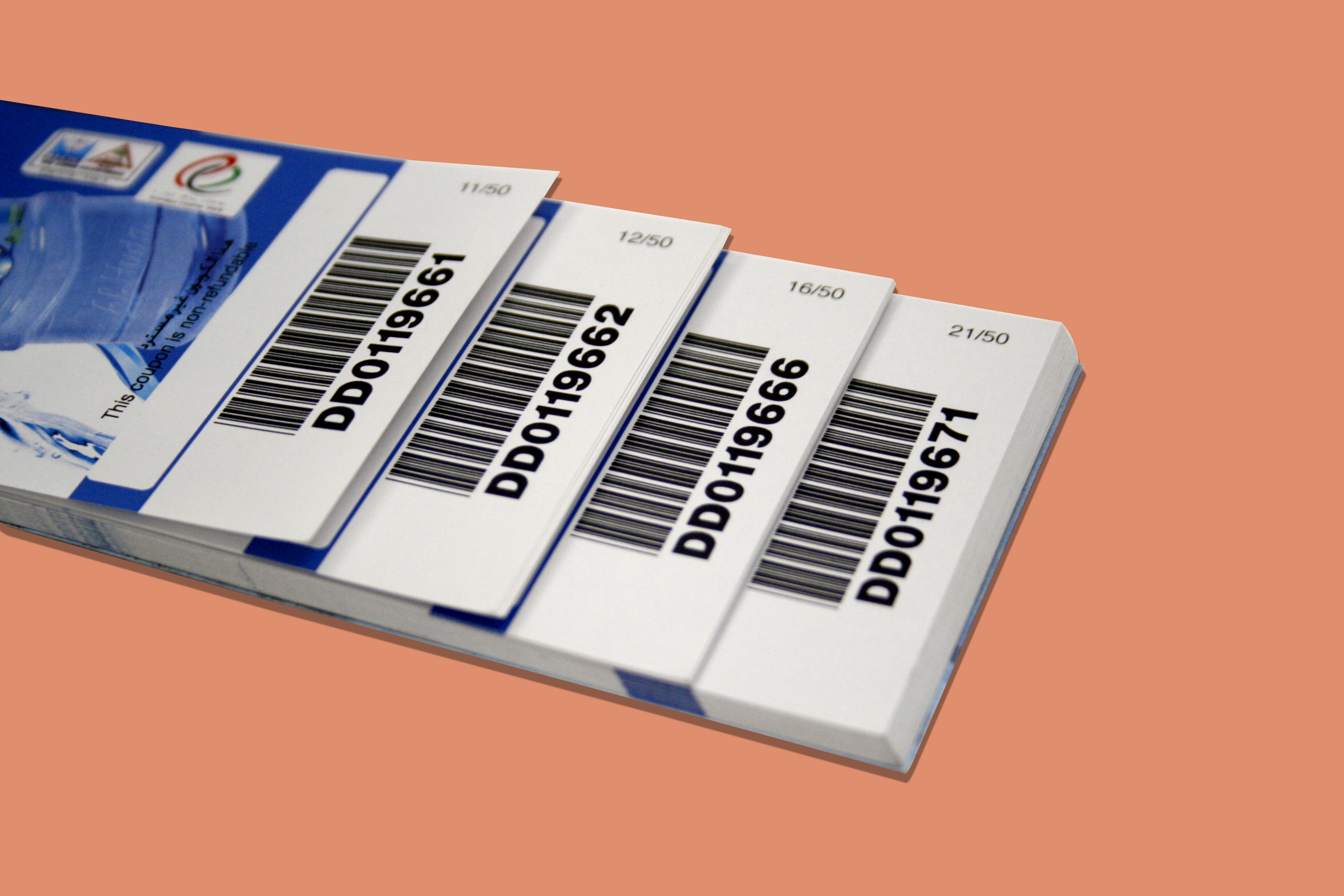 Barcode Printing With Variable Data